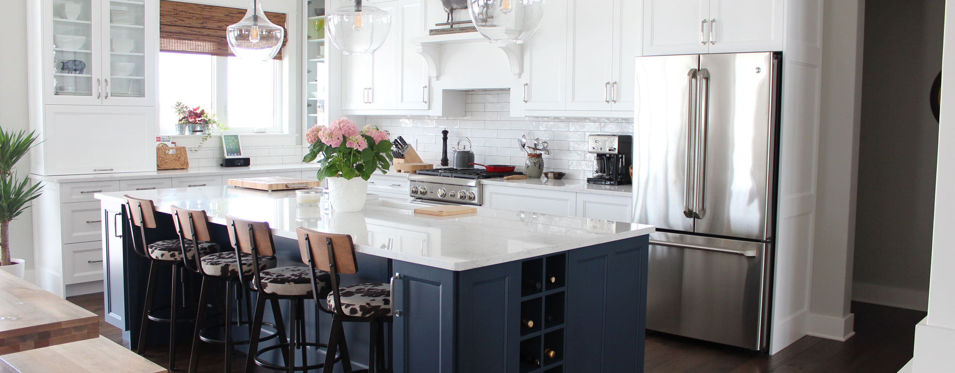 Hawthorne Kitchens - Stone Countertops