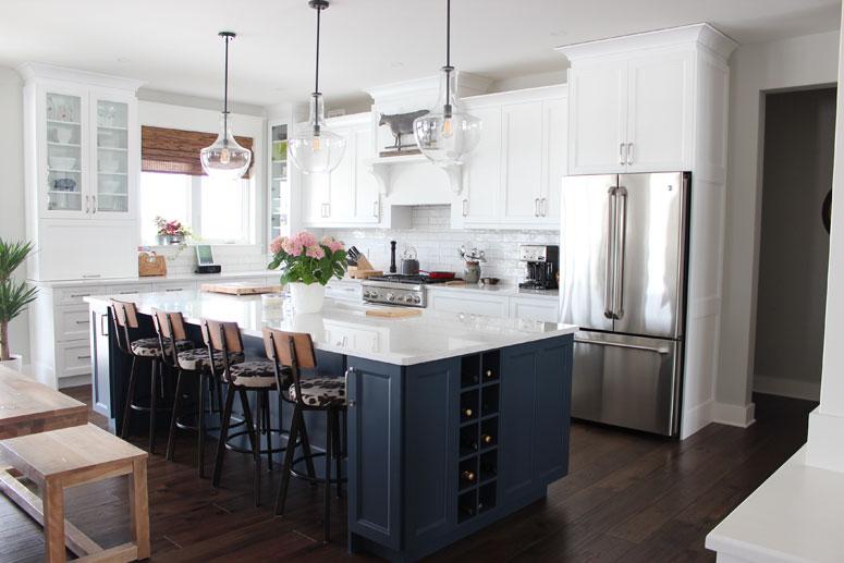 Hawthorne Kitchens - Stone Countertops